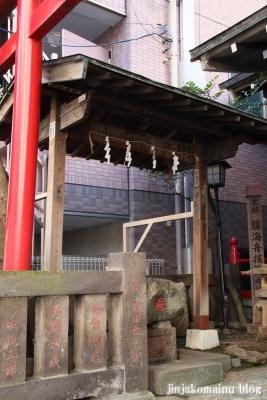 五柱稲荷神社(墨田区緑)4