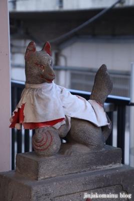 永倉稲荷神社(墨田区緑)6