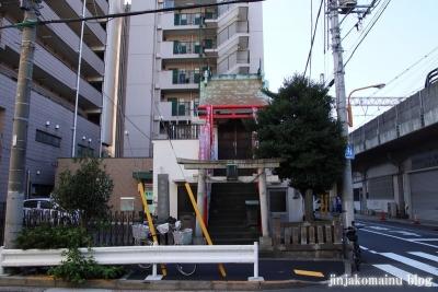 永倉稲荷神社(墨田区緑)1