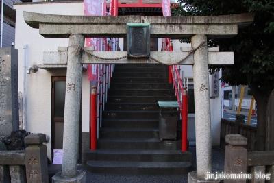 永倉稲荷神社(墨田区緑)3