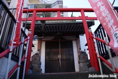 永倉稲荷神社(墨田区緑)5