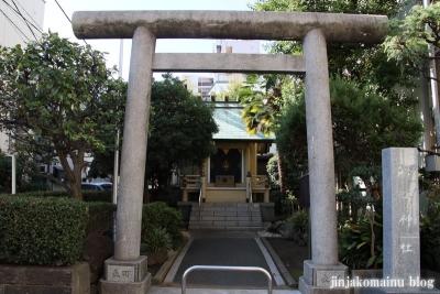船江神社(墨田区東駒形)3