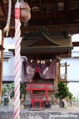 徳之山稲荷神社(墨田区石原)7