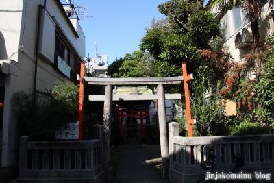 徳之山稲荷神社(墨田区石原)1