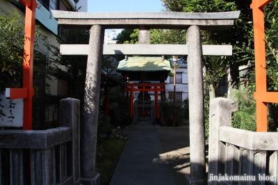 徳之山稲荷神社(墨田区石原)2