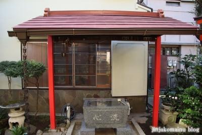 徳之山稲荷神社(墨田区石原)4
