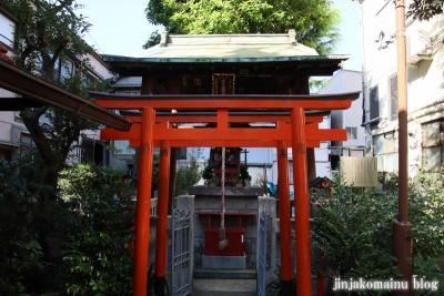 徳之山稲荷神社(墨田区石原)5