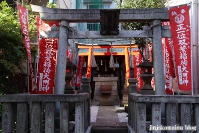 双葉稲荷神社 (墨田区亀沢)1