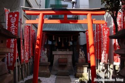 双葉稲荷神社 (墨田区亀沢)3