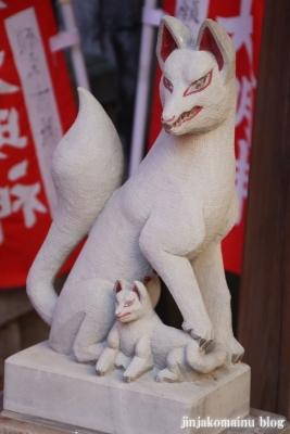 双葉稲荷神社 (墨田区亀沢)6