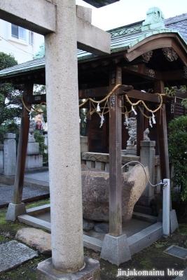 野見宿禰神社(墨田区亀沢)3