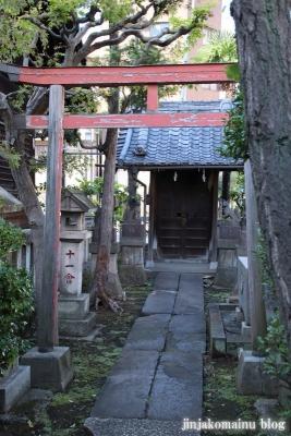 野見宿禰神社(墨田区亀沢)5