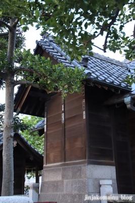 野見宿禰神社(墨田区亀沢)8