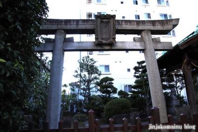 野見宿禰神社(墨田区亀沢)1