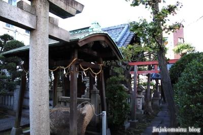 野見宿禰神社(墨田区亀沢)4