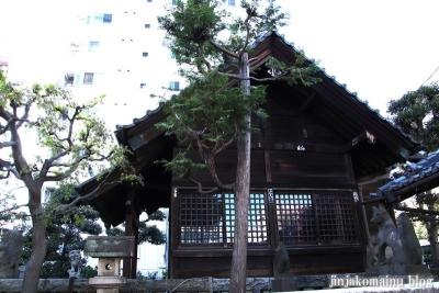 野見宿禰神社(墨田区亀沢)7