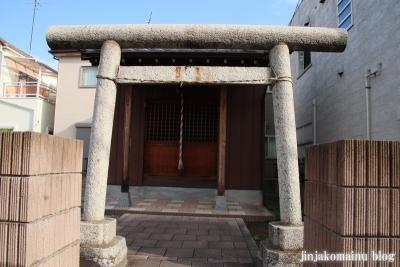 古千谷浅間神社(足立区古千谷本町)2