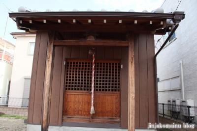 古千谷浅間神社(足立区古千谷本町)3
