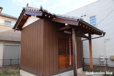 古千谷浅間神社(足立区古千谷本町)4