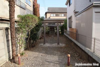 笠間稲荷神社(足立区舎人)1