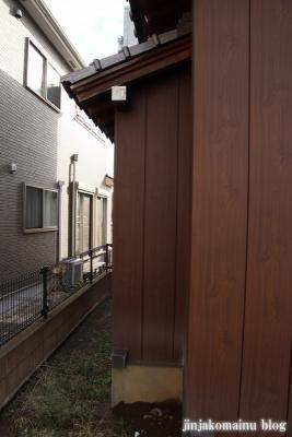 古千谷浅間神社(足立区古千谷本町)5