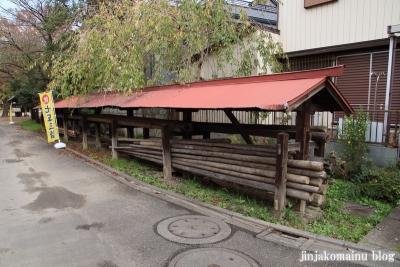 舎人氷川神社(足立区舎人)4