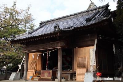 舎人氷川神社(足立区舎人)7