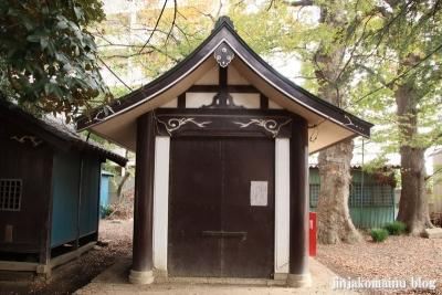 舎人氷川神社(足立区舎人)10