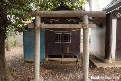 舎人氷川神社(足立区舎人)11