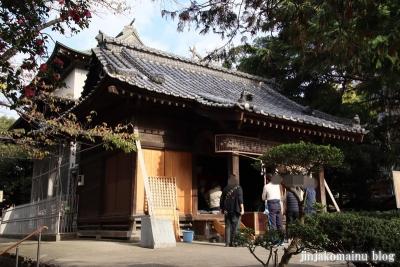 舎人氷川神社(足立区舎人)18
