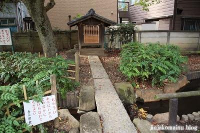 舎人氷川神社(足立区舎人)19