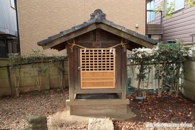 舎人氷川神社(足立区舎人)20