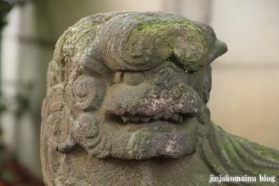 舎人氷川神社(足立区舎人)29
