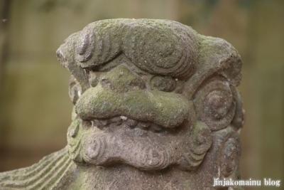 舎人氷川神社(足立区舎人)30
