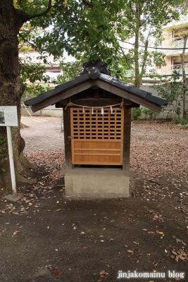 舎人氷川神社(足立区舎人)12