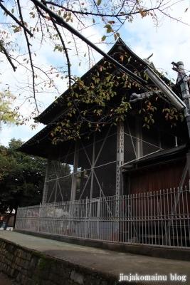 舎人氷川神社(足立区舎人)16
