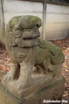 舎人氷川神社(足立区舎人)22
