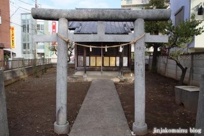 舎人天神社(足立区舎人)3