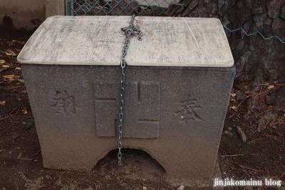 舎人天神社(足立区舎人)4