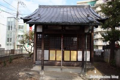 舎人天神社(足立区舎人)5
