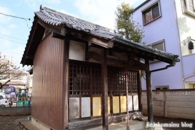 舎人天神社(足立区舎人)7