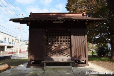 古千谷天祖神社(足立区古千谷本町)5