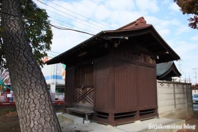 古千谷天祖神社(足立区古千谷本町)6