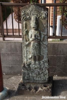大西島八幡神社(足立区伊興)5