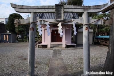 西新井諏訪神社(足立区西新井)3