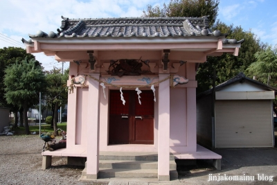 西新井諏訪神社(足立区西新井)5