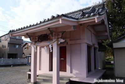 西新井諏訪神社(足立区西新井)6