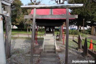 西新井諏訪神社(足立区西新井)9
