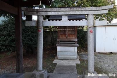 谷在家赤城神社(足立区谷在家)12