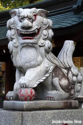谷在家赤城神社(足立区谷在家)4